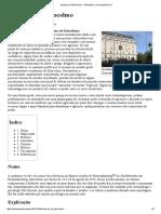 Síndrome de Estocolmo – Wikipédia, A Enciclopédia Livre