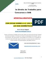 120 Dicas Direito Do Trabalho Bruno Klippel Gratuita