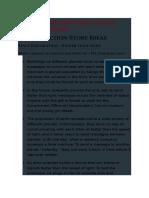 Plot Ideas - Part 5 - Faster Than Light
