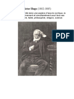Victor Hugo Syllabus