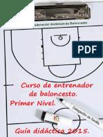 2015 Guía Didáctica Nivel 1 SEVILLA