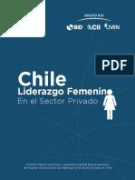 Chile Liderazgo Femenino en El Sector Privado