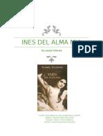 Libro Ines Del Alma Mia