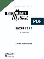 scornicka - saxophone intermediate method.pdf