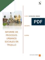 procesos urbanos sociales