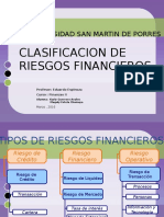clasificacion de riesgos  FINANZAS II 2016.pptx