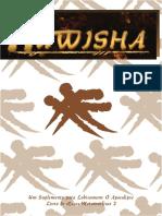 Livro de Raça - Nuwisha