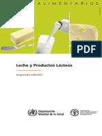Codex Productos Lacteos