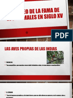 Unidad 2 Animales Siglo XVI - Stiven Pérez Pulgarín
