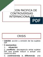 SOLUCION PACIFICA DE CONTROVERSIAS INTERNACIONALES.ppt