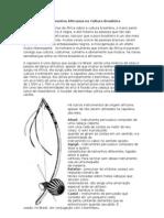 Instrumentos Africanos Inseridos Na Cultura Brasileira
