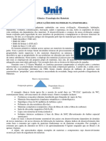 02. Importância e Aplicações Dos Materiais Na Engenharia