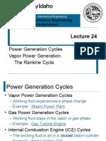 L24 - Rankine Cycle.pptx
