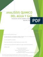 Analisis Aguas
