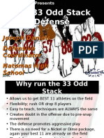 33 Stack Defense Natomas HS