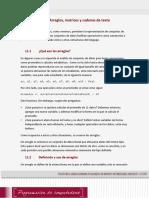 Microsoft Word - Lectura 1 - Arreglos, Matrices y Cadenas de Texto