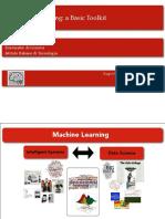 Machine Learning the theoretical minimum
