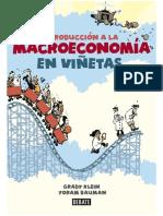 Introduccion a La Macroeconomia en Viñetas Grady Klein