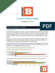 Colorado Breitbart Gravis Poll Sept 25