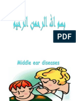 middle ear diseases1,2