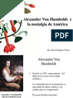 Unidad 3 Alexander Von Humboldt - David Zapata Vélez