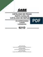 Catalogo de Peças - Pá Carregadeira 621d