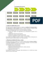 Las 5 Fases Esenciales Para La Gestión de Proyectos