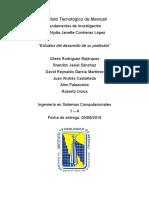 Estudios Del Desarrollo de La Profesion
