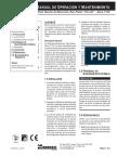 NOR 7100 Spanish Manual