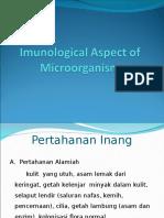 K9 - Imunological Aspect of Microorganism