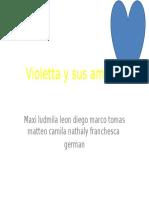 Violetta y Sus Amigos