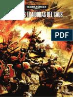 Codex - Legiones Traidoras Del Caos