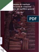 Elementos de Topologia BAJO Azcapotzalco