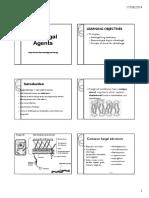 k4 - Antifungal Drugs