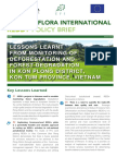 5 FFI REDD Policy Briefing Carbon Accounting Measuring Forest Cover and Change