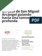 Un caso de San Miguel Arcángel guiando hacia una conversión profunda » Foros de la Virgen María.pdf