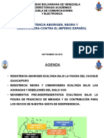 ORIGEN DE LOS NEGROS CIMARRONES