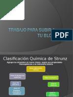 Clasificacion Quimica de Strunz