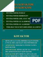 KIMIA KOFAKTOR