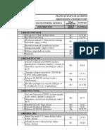 Presupuesto de Planta de Sulfato de Aluminio