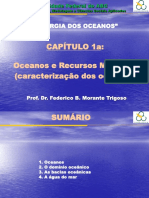 Energia dos Oceanos  Cap1a_Caracterização dos oceanos