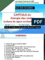 Energia dos Oceanos Cap2c Sistemas OWC