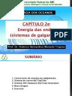 Energia dos Oceanos Cap2e Sistemas de Galgamento