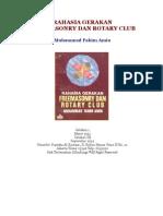 Rahasia Gerakan Freemasonry Dan Rotary Club