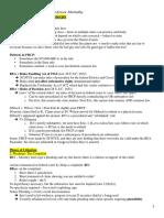 Civ Pro Abernathy Fall 2010 Outline