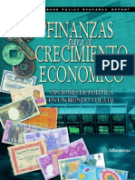 Mundial Banco-Finanzas Para El Crecimiento Economico (Spanish Edition) (2003)