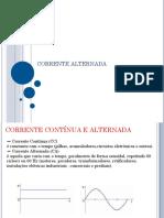 IP 04 Corrente Alternada