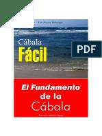Fundamento Cabala