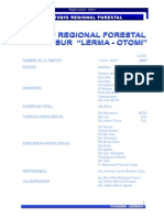 ESTUDIO REGIONAL