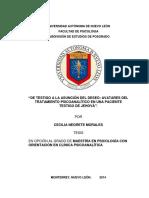 La Asunción Del Deseo